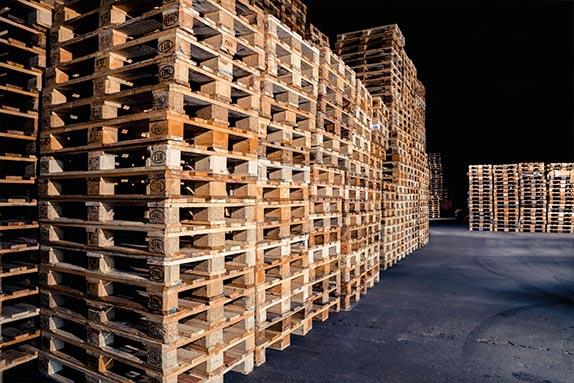 BURBAN PALETTES - Stockage palettes