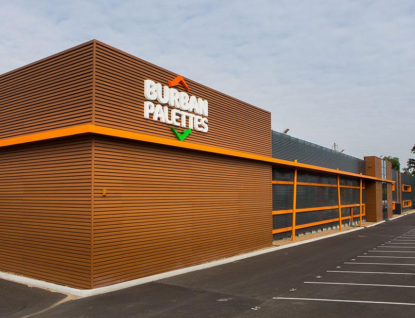BURBAN PALETTES - Locaux Burban Palettes