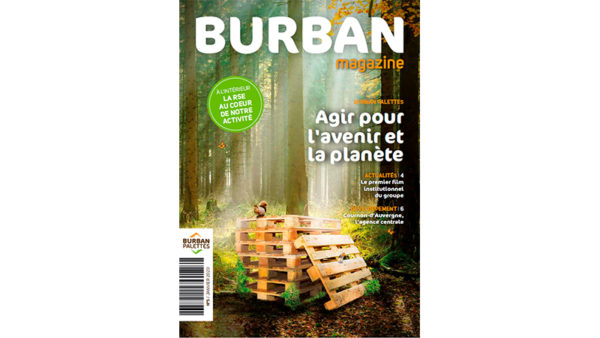 BURBAN PALETTES - Magazine Burban