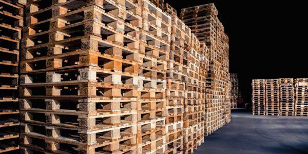 BURBAN PALETTES - Service de stockage de palettes