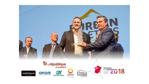 BURBAN PALETTES - Trophées de l'Entreprise