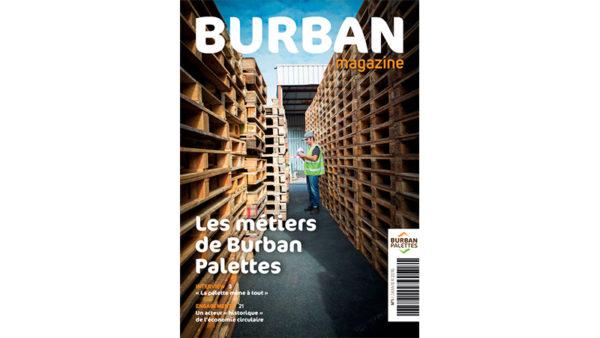 BURBAN PALETTES - Burban magazine numéro 1