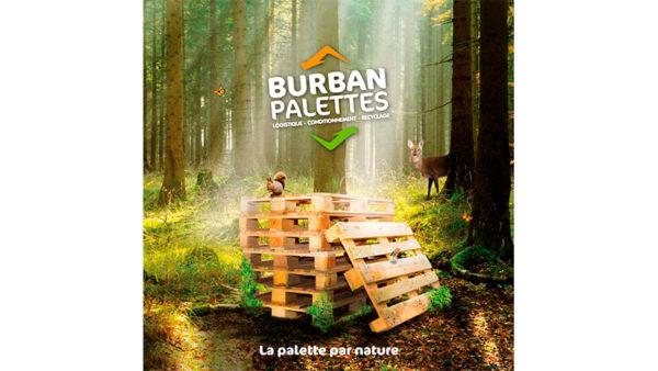 BURBAN PALETTES - Palette par nature