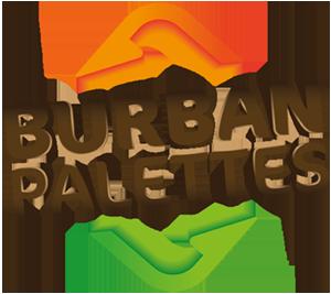 BURBAN PALETTES - logotype