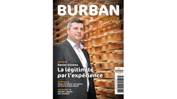 BURBAN PALETTES - 2e Burban Mag