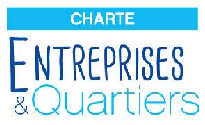BURBAN PALETTES - Logo charte entreprises et quartiers